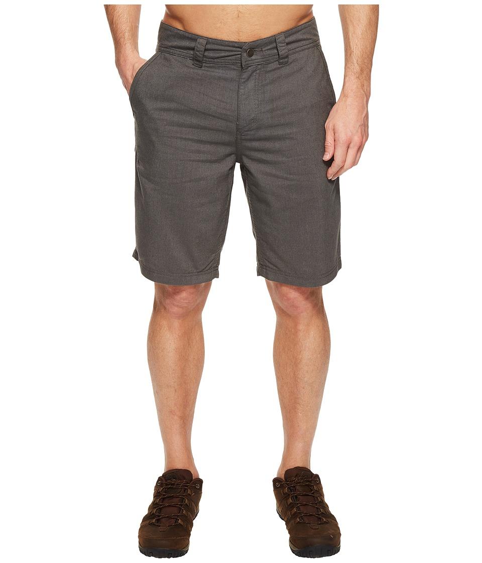 Toad&Co Kerouac Shorts (Dark Graphite) Men