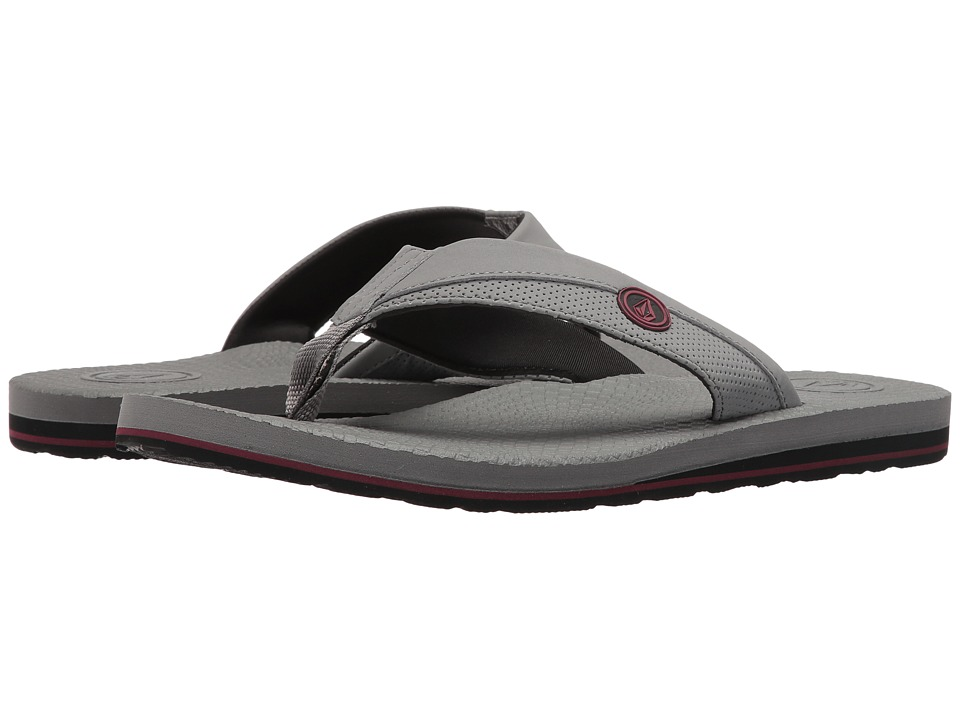 Volcom Lounger (Grey Vintage) Men