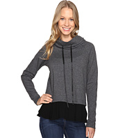 B Collection by Bobeau - Bryson Cowl Pullover Top