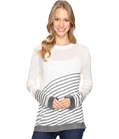 B Collection by Bobeau - Marisole Stripe Sweater