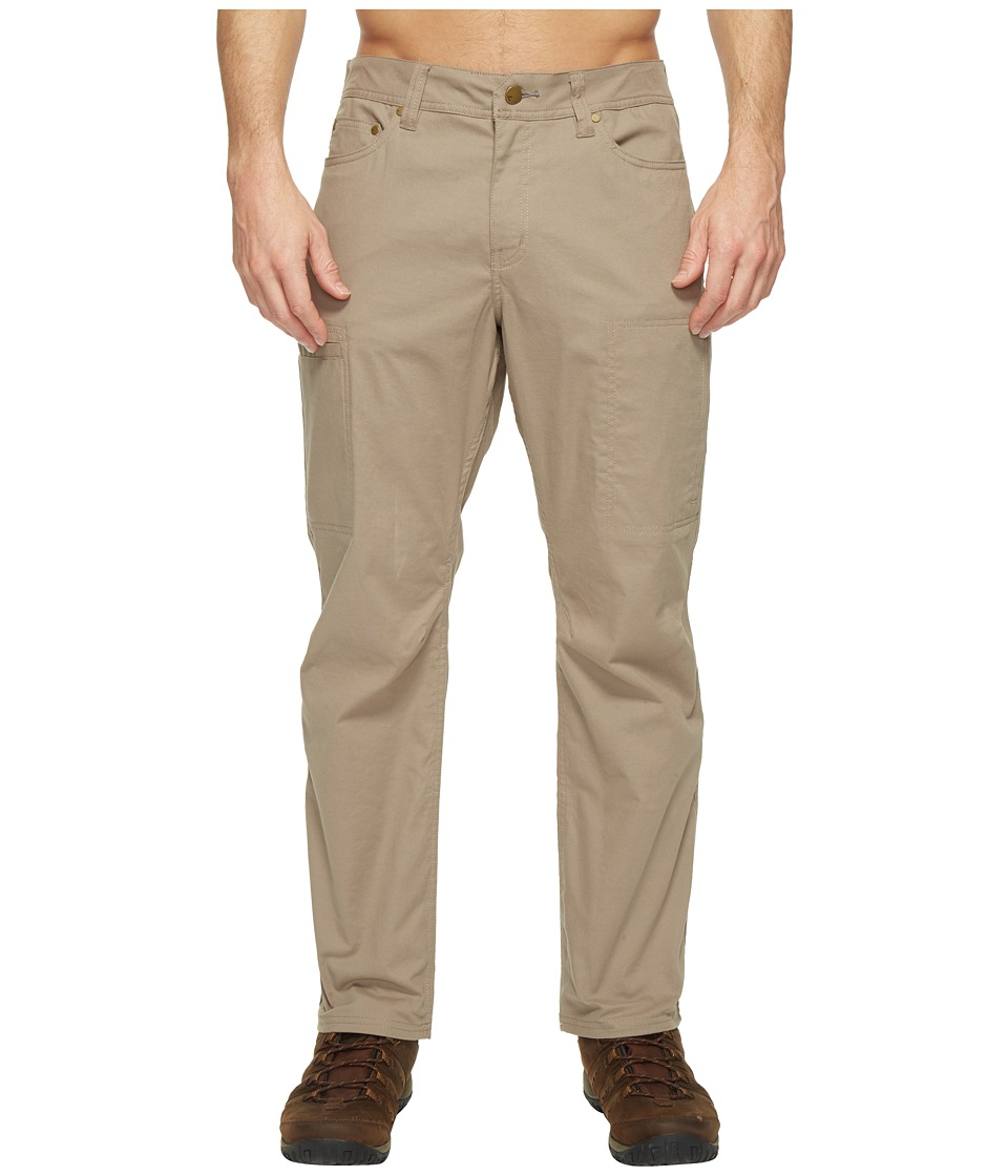 Toad&Co Cache Cargo Pants (Dark Chino) Men