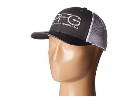 Columbia PFG Mesh Snap Back Ballcap - Grill/PFG Hook