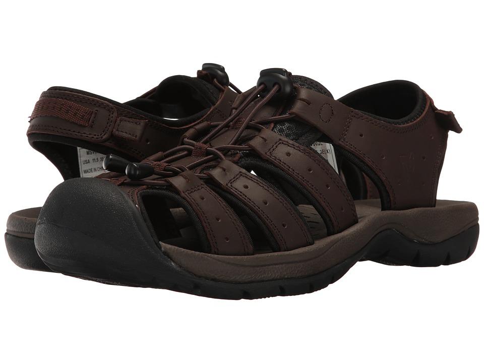 Propet - Kona (Brown) Men's Sandals