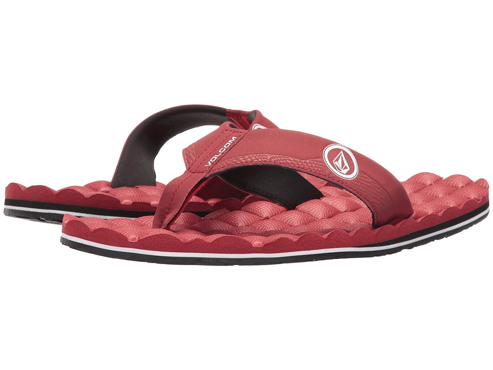 Volcom Recliner (Crimson) Men
