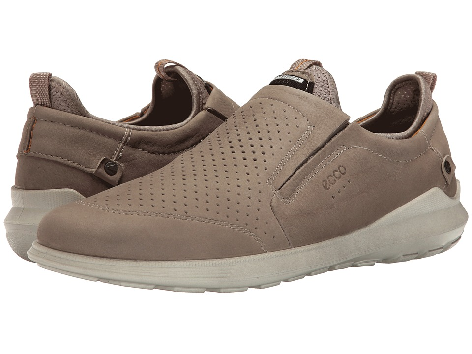 ECCO Transit Slip-On (Moon Rock) Men
