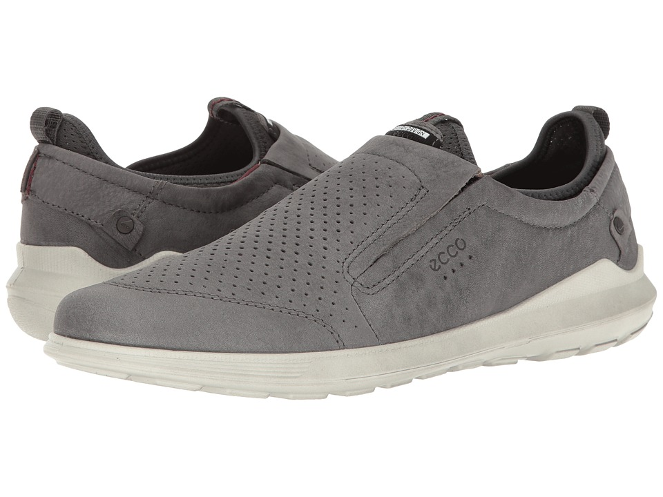 ECCO Transit Slip-On (Dark Shadow) Men