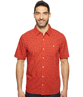 Toad&Co - Fletch Print Short Sleeve Shirt