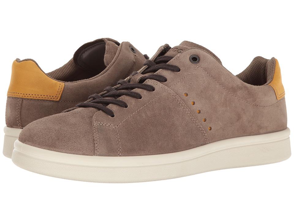 ECCO Kallum Casual Sneaker (Espresso/Oak) Men