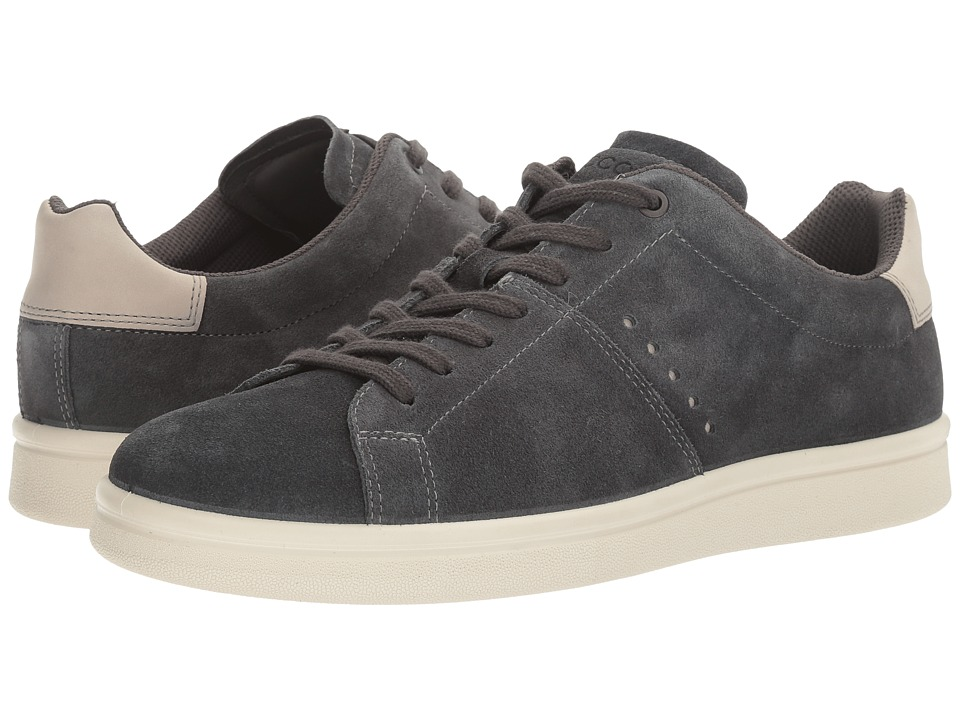 ECCO Kallum Casual Sneaker (Moonless/Gravel) Men