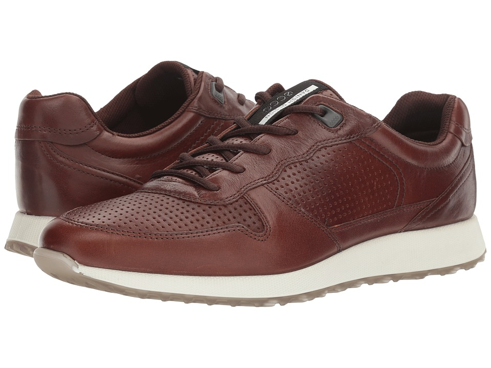 ECCO Sneak Trend (Whiskey) Men