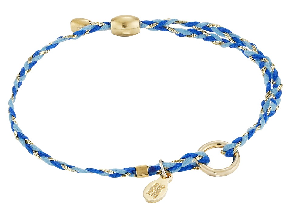 Alex and Ani - Blue Precious Threads Bracelet
