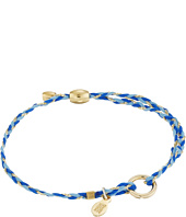 Alex and Ani - Blue Precious Threads Bracelet