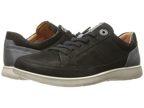 ECCO Iowa Neo Sneaker - Black/Titanium