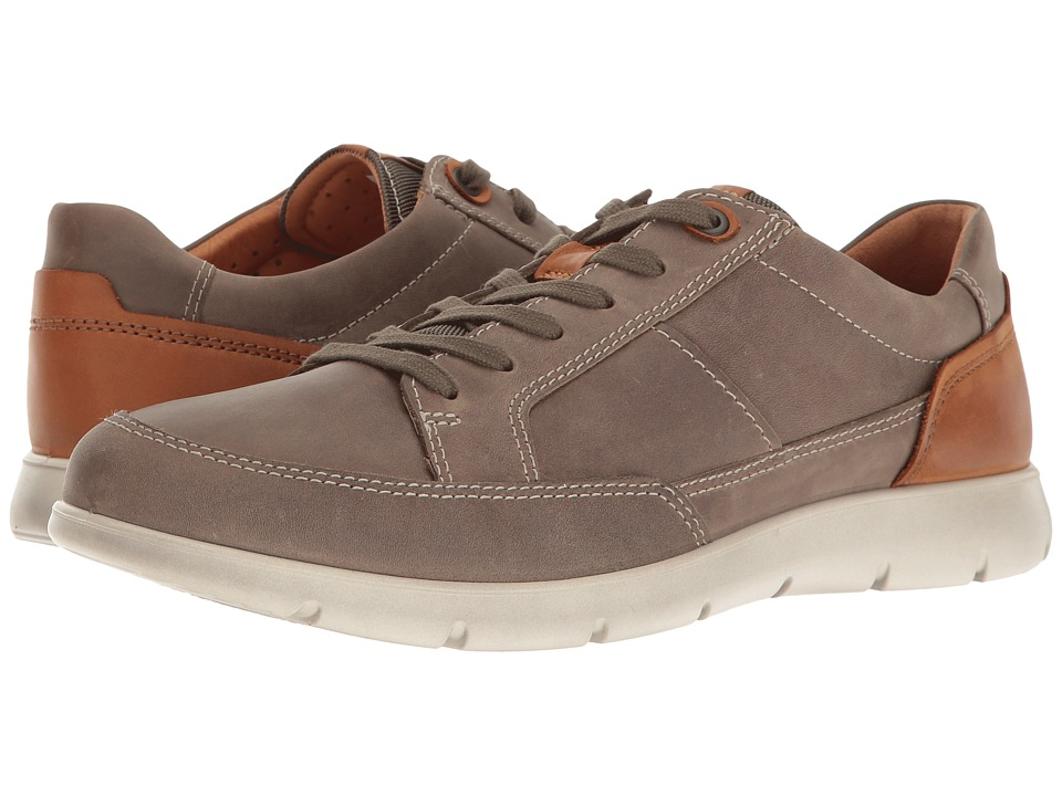ECCO Iowa Neo Sneaker (Stone/Lion) Men