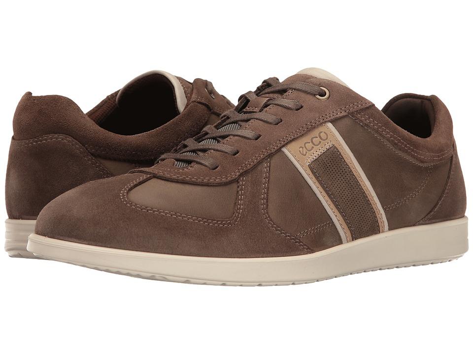 ECCO Indianapolis Sneaker (Dark Clay/Tarmac) Men