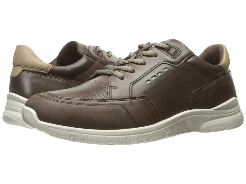 ECCO Irondale Neo Sneaker (Coffee/Coffee) Men