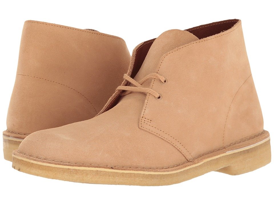 Clarks Desert Boot (Fudge Suede) Men