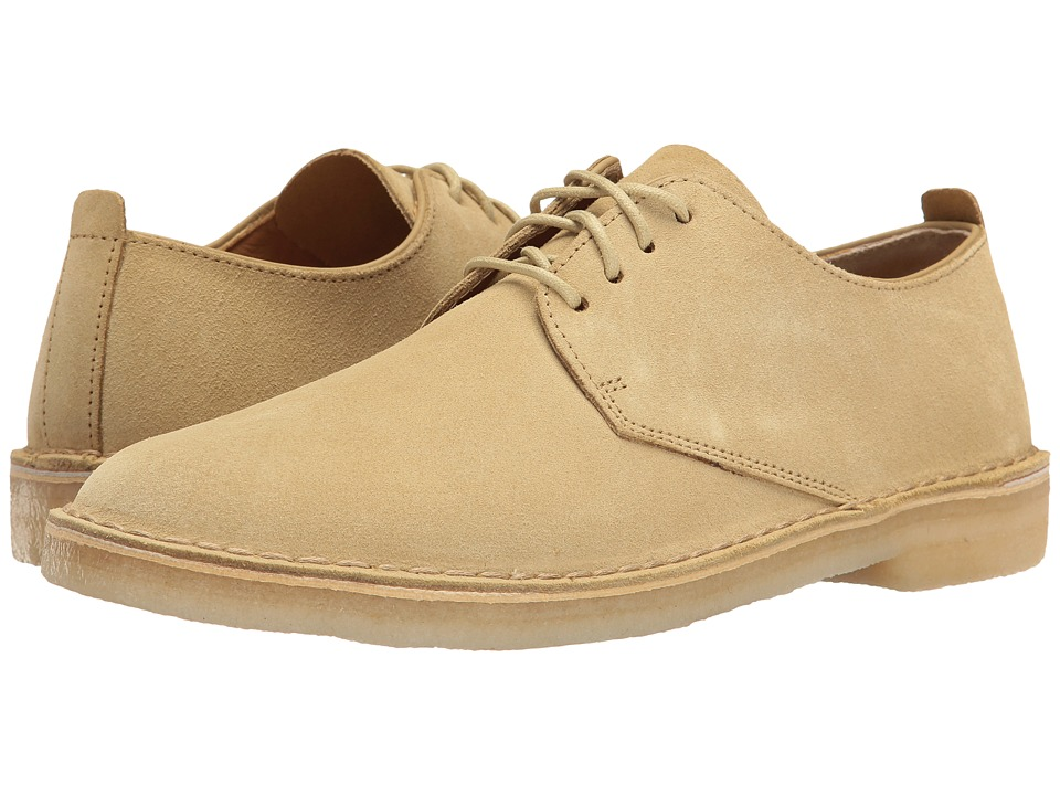 Clarks Desert London (Maple Suede) Men
