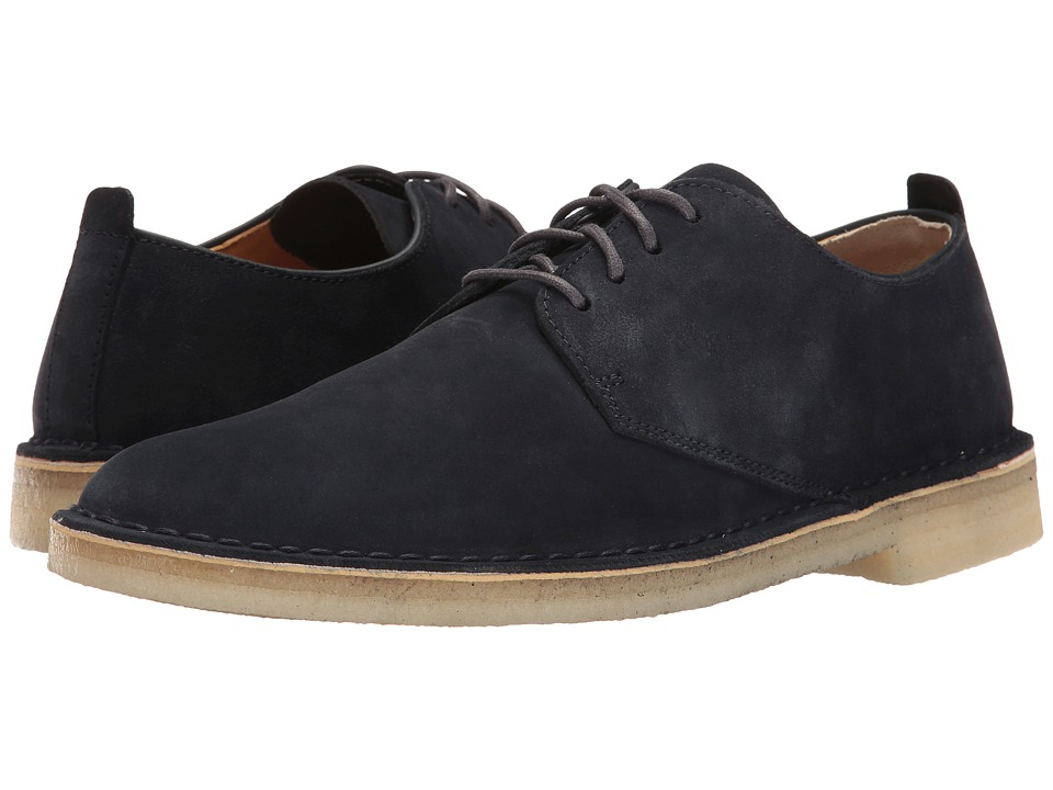 Clarks Desert London (Midnight Suede) Men