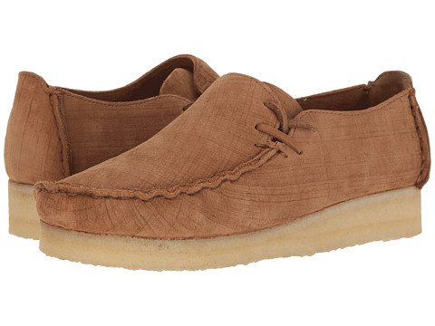 Clarks Lugger - Macara Scratched