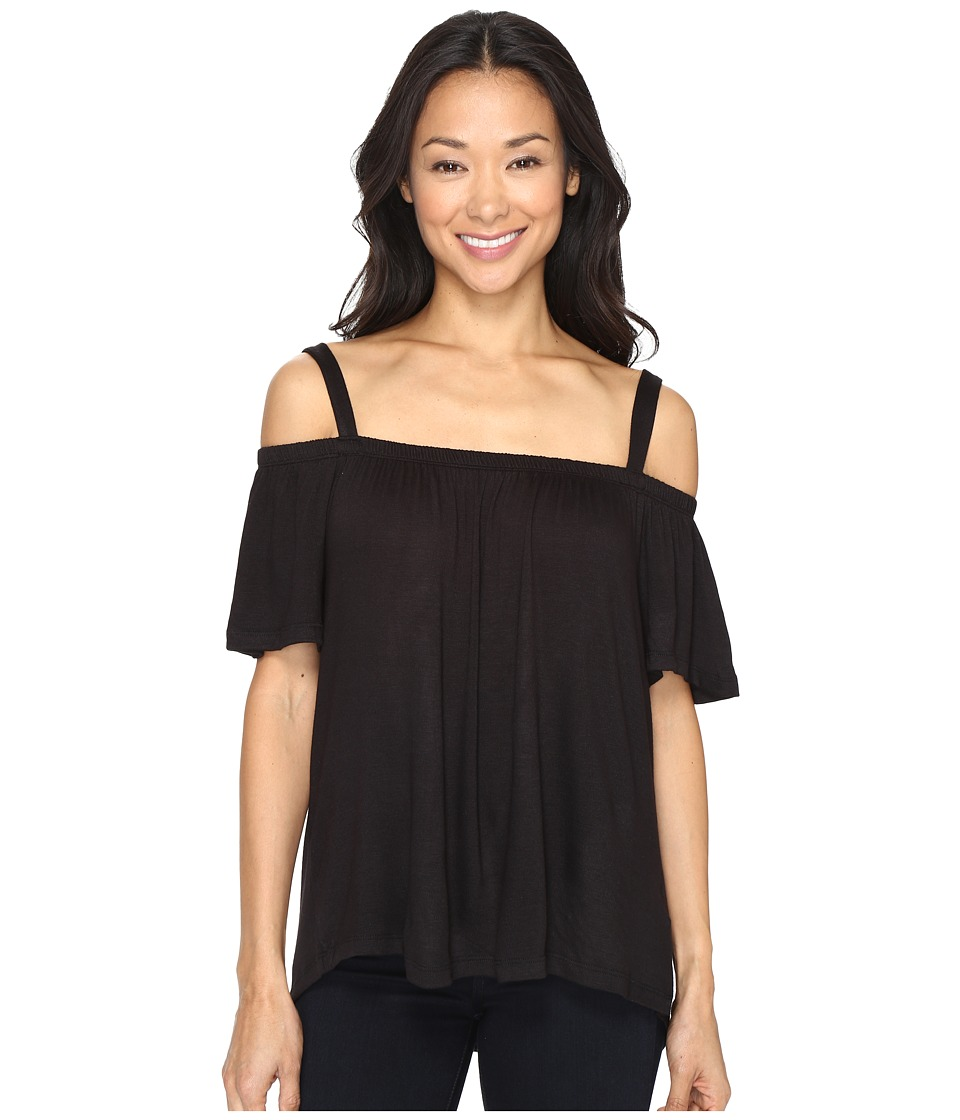 B Collection by Bobeau - Sunset Off Shoulder Tee Shirt
