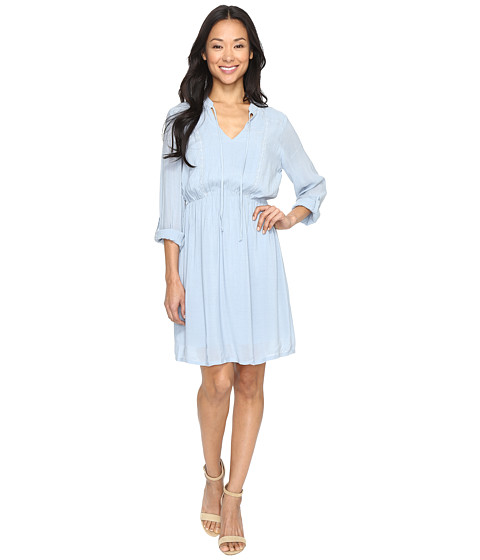 B Collection by Bobeau Liv Dress - Light Blue