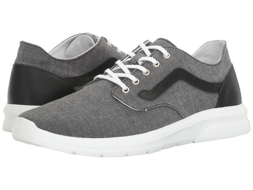 Vans - Iso 2 ((C&L) Chambray/Black) Mens Shoes