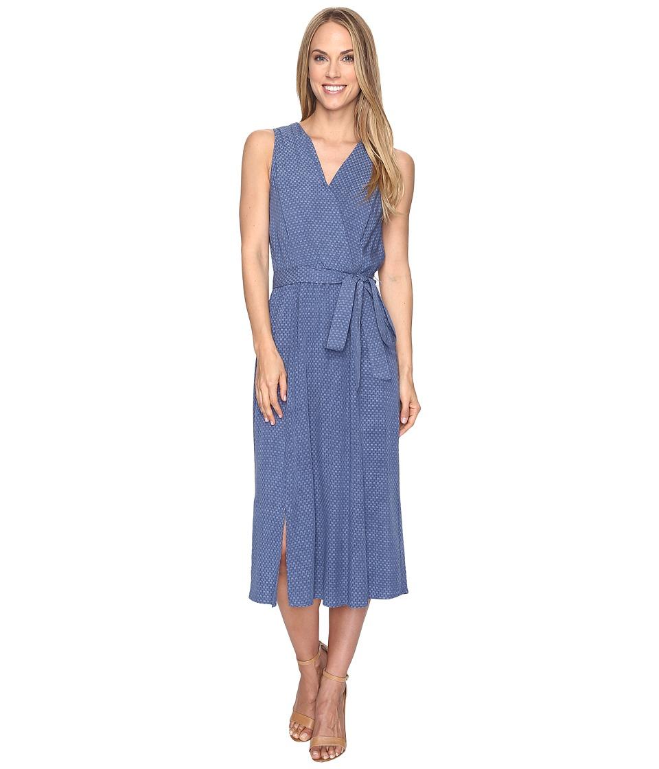 B Collection by Bobeau - Kate Chambray Wrap Dress