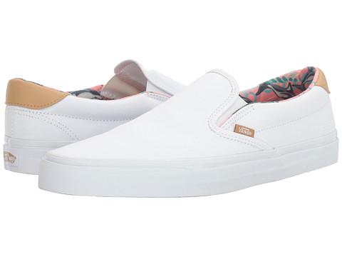 Vans Slip-On 59 - (C&L) Dolphins/True White