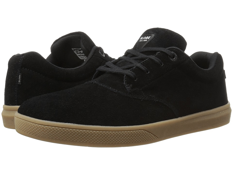 Globe - The Eagle (Black/Gum) Mens Skate Shoes