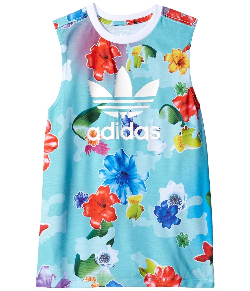 adidas Originals Kids - Flower L Tank Top