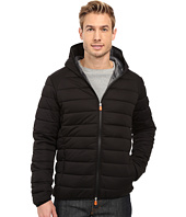 Save the Duck - Hooded Stretch Puffer Jacket
