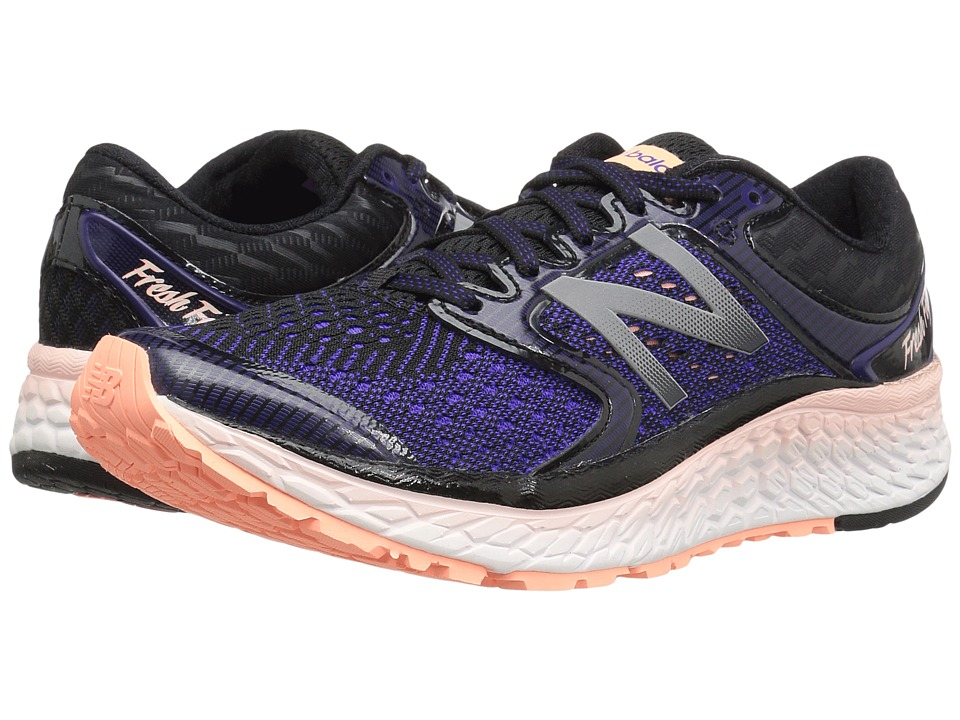 New Balance Fresh Foam 1080v7 (Deep Violet/Sunrise) Women