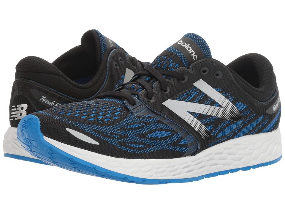 New Balance Fresh Foam Zante V3 (Black/Electric Blue) Men