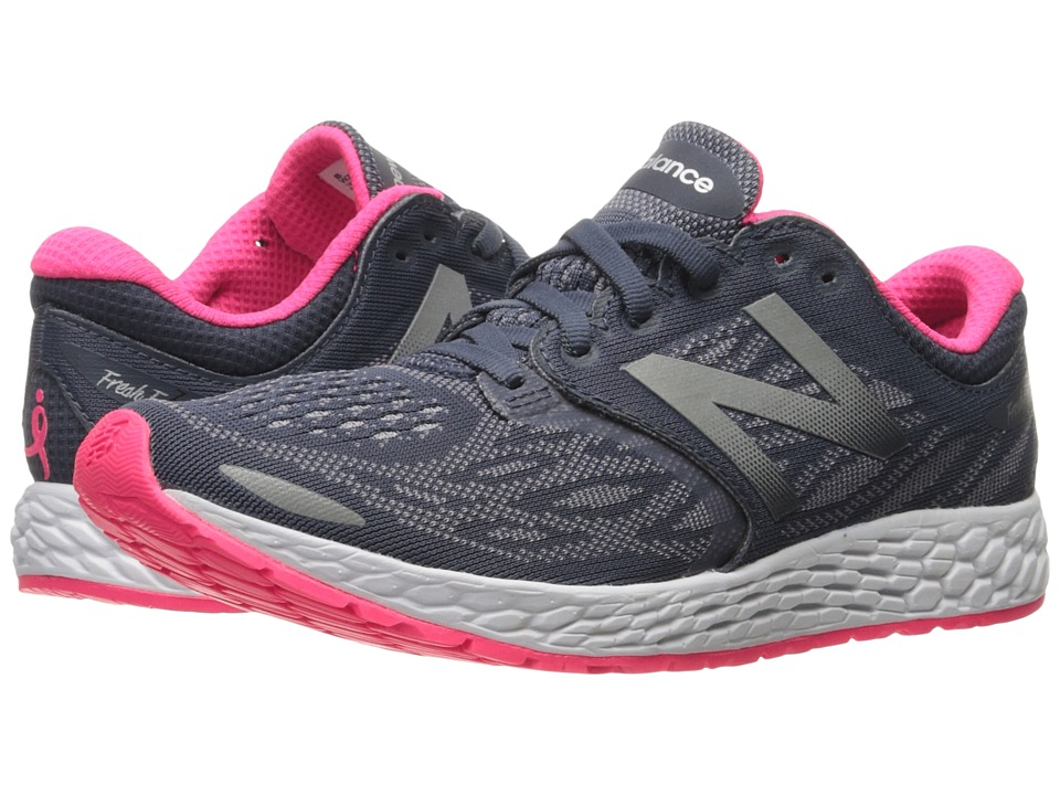 New Balance Fresh Foam Zante V3 (Thunder/Pink) Women