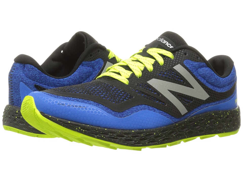 New Balance Fresh Foam Gobi (Electric Blue/Hi-Lite) Men