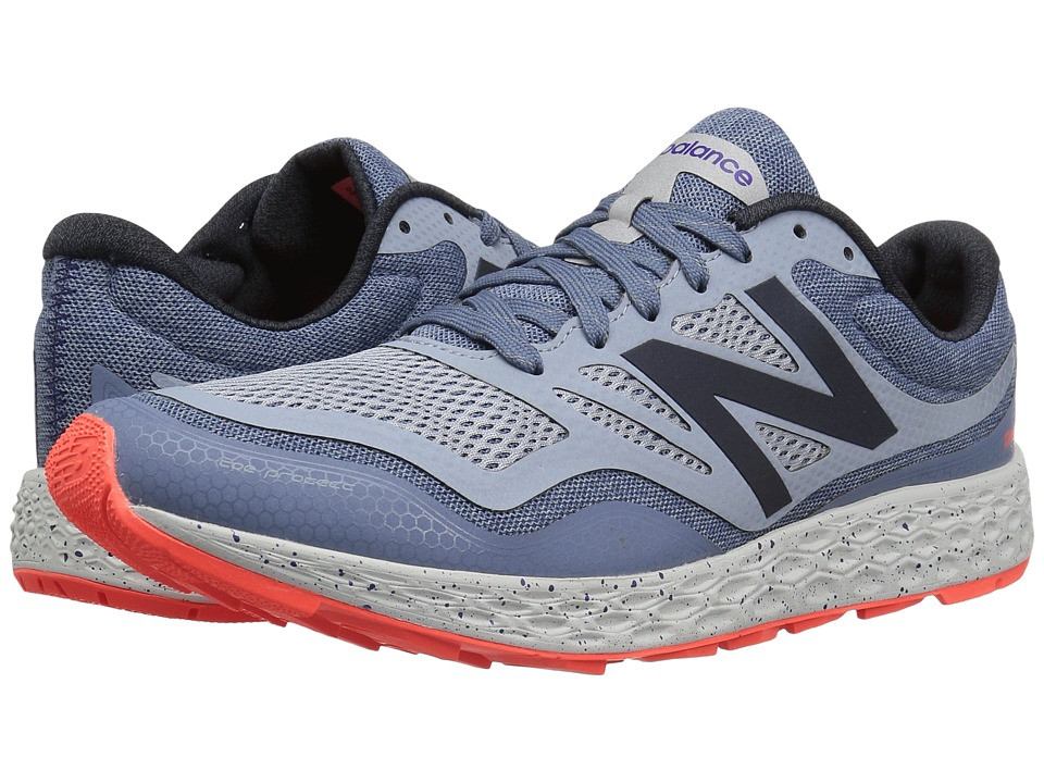 New Balance Fresh Foam Gobi (Dark Porcelain Blue/Alpha Orange) Men