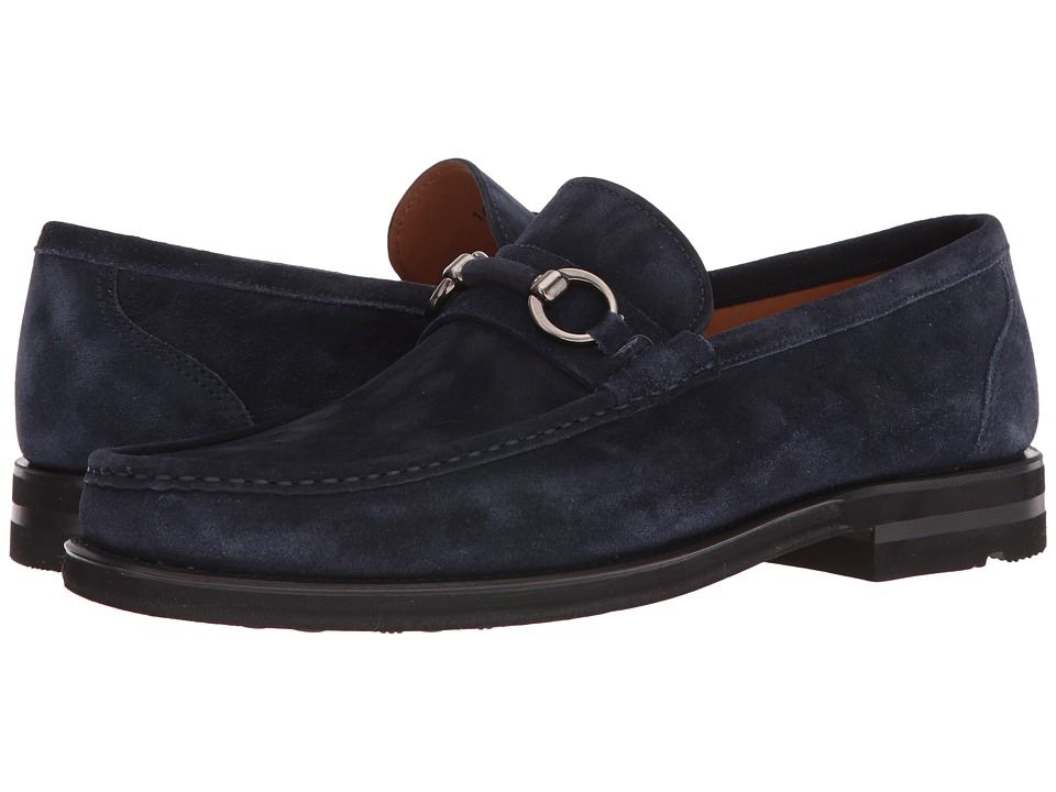 Magnanni - Mastoro (Navy) Mens Shoes