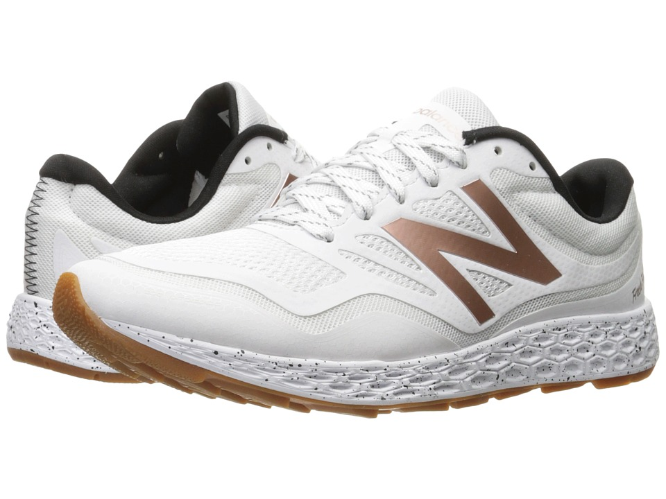 New Balance Fresh Foam Gobi (White/Rose Gold) Women