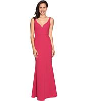 JILL JILL STUART - Solid Elastane Gown