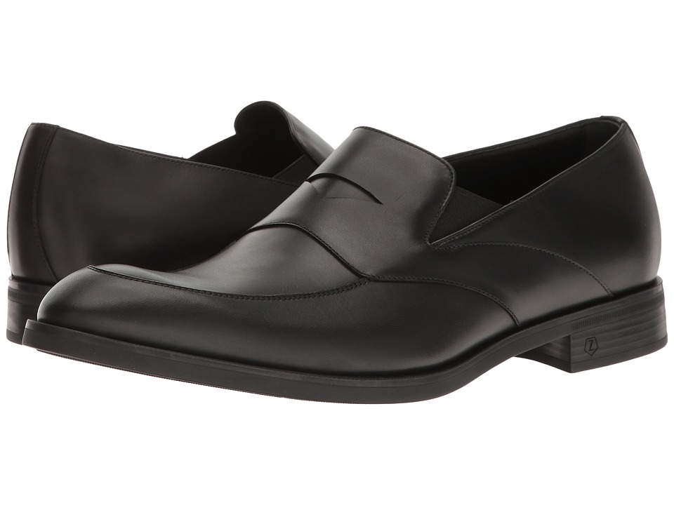 Z Zegna - Parsons Smooth Calf Loafer