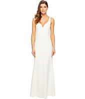 JILL JILL STUART - Solid Elastane Gown with Lining