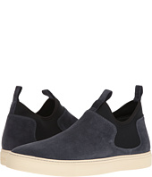 Z Zegna - Scuba Pull-On Suede Sneaker