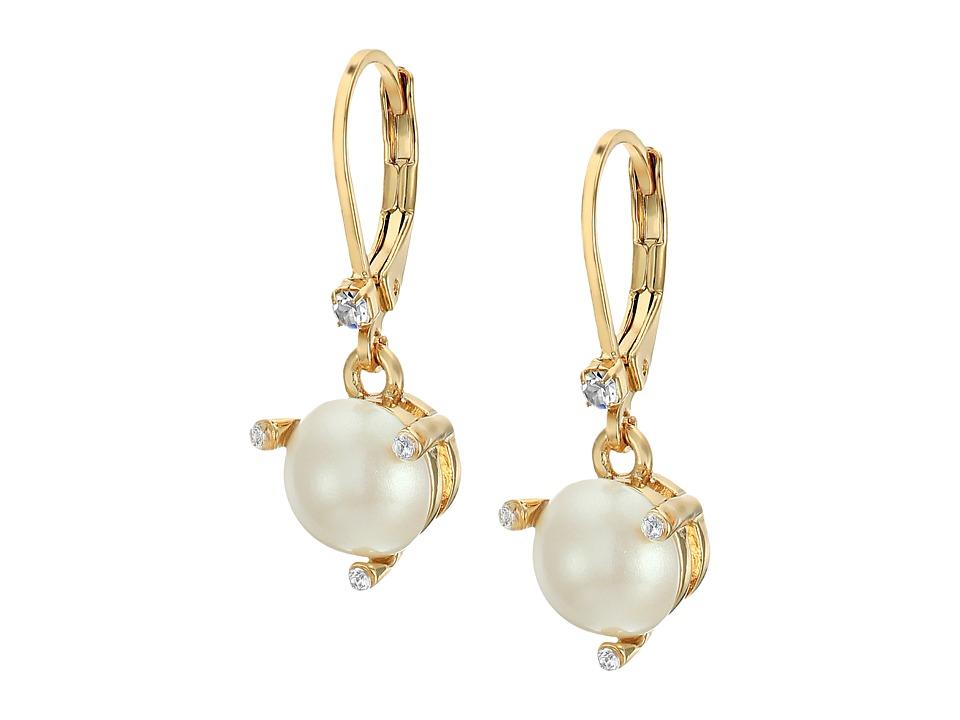 Kate Spade New York - Rise and Shine Leverbacks Earrings ...
