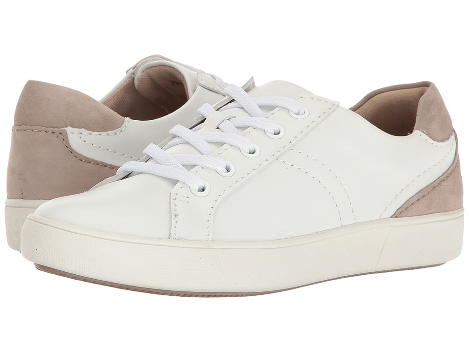 Naturalizer Morrison (White Leather)