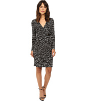 Calvin Klein - Long Sleeve Side Ruched Dress CD6A3603