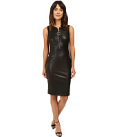 Calvin Klein - PU Sheath with Zipper Detail CD6U1N8B