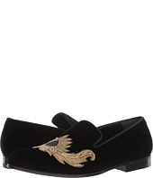 Alexander McQueen - Embroidered Evening Slipper