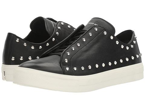 Alexander McQueen Punk Studded Sneaker - Black