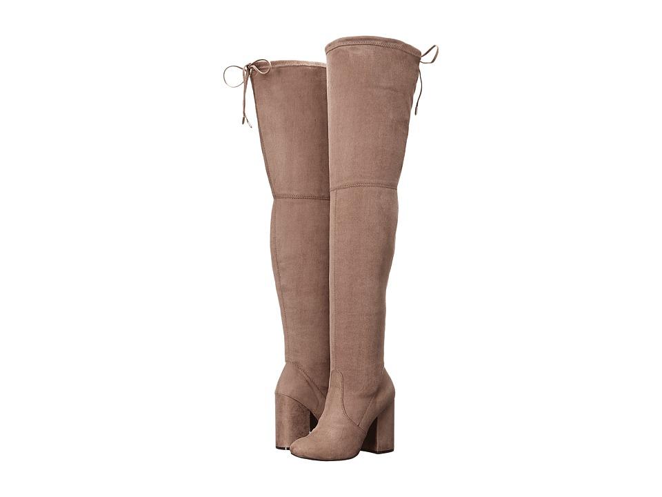 Steve Madden-Norri  (Taupe) Womens Boots